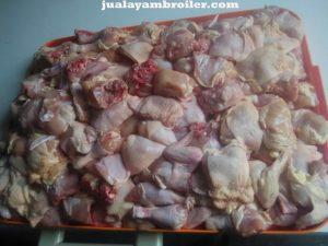 Jual Ayam Karkas Menteng Jakarta Pusat
