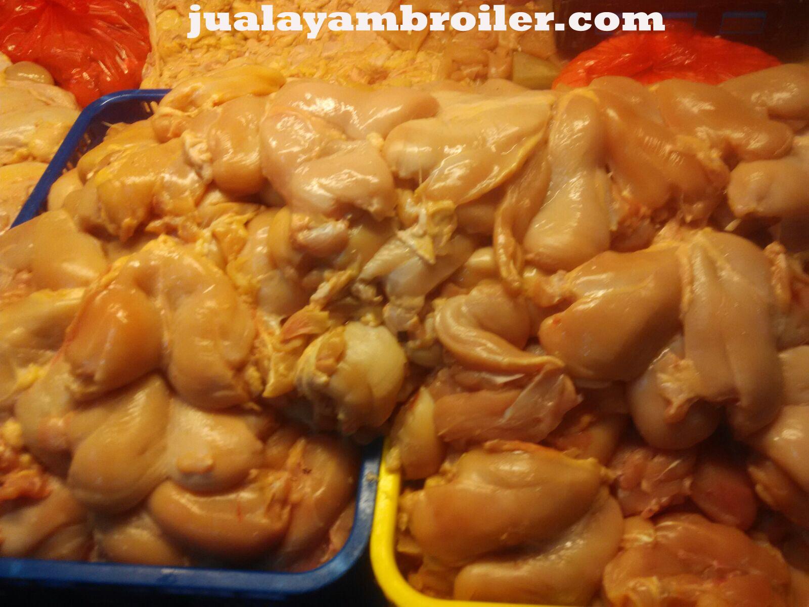 Jual Ayam Broiler Jatinegara Jakarta Timur